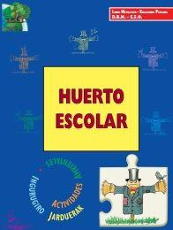 MANUAL HUERTO ESCOLAR #book
