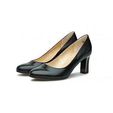 Peter Kaiser Metallic Trim Heel - The perfect pump for any woman looking for a stylish yet comfortable shoe to wear day or night.  For our full collection visit http://www.louisemshoes.com. #louisemshoes