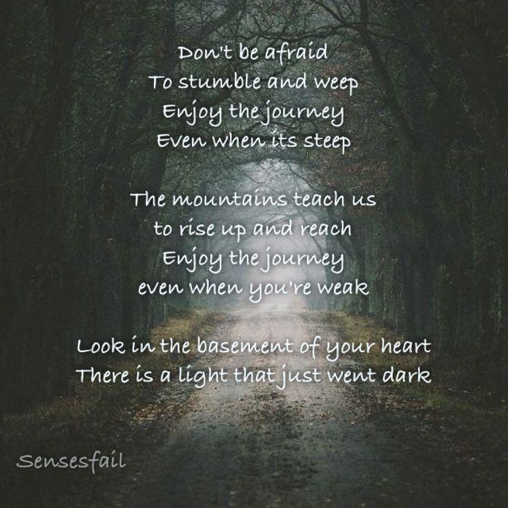 The Path, Senses Fail <33