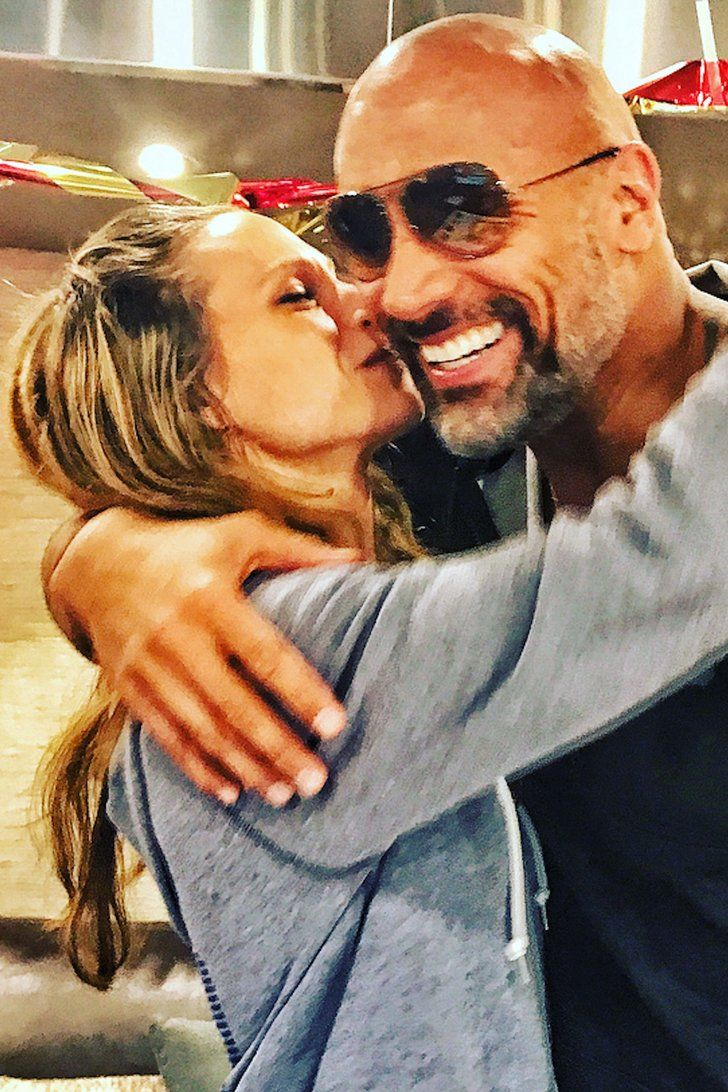 "Dwayne Johnson Professes His Love For Lauren Hashian on Her Birthday: ""I'm a Grateful Man"""