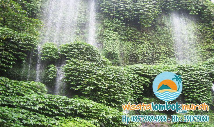 Air Terjun Benang Kelambu adalah salah satu wisata air terjun yang paling terkenal di Pulau Lombok. Wisata alam air terjun ini masih sangat asri, disini anda bisa merasakan suasana yang damai dan sejuk. Jalan menuju ke lokasi air terjun sudah dibangun sedemikian rupa, sehingga Anda bisa menuju ke air terjun dengan nyaman dan mudah. Ayo kawan tunggu apalagi :) ayo maksimalkan liburan anda bersama wisatalombokmurah.com :) #airterjunbenangkelambu #airterjunbenangkelambulombok #airterjundilombok