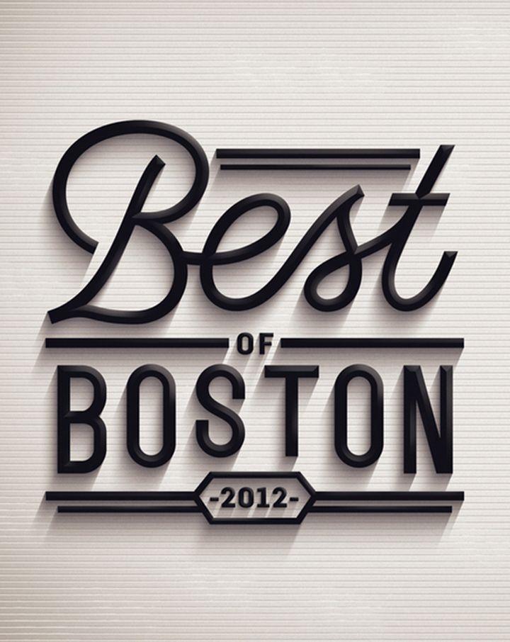 Best of Boston | Repin via Nathon Sims