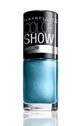 Color Show in Blue Blowout.: Mid Lighting Blue, Midinho Seu Vizinho, Beauty Products, Dedo Midinho Seu, Beauty Things, Color Nails, Beauty Items, Blue Nails, 2015 Spring Summ