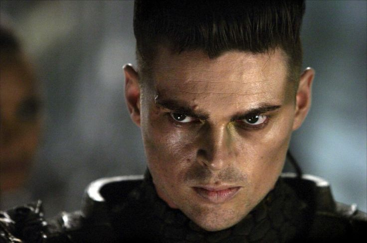 Karl Urban in The Chronicles of Riddick