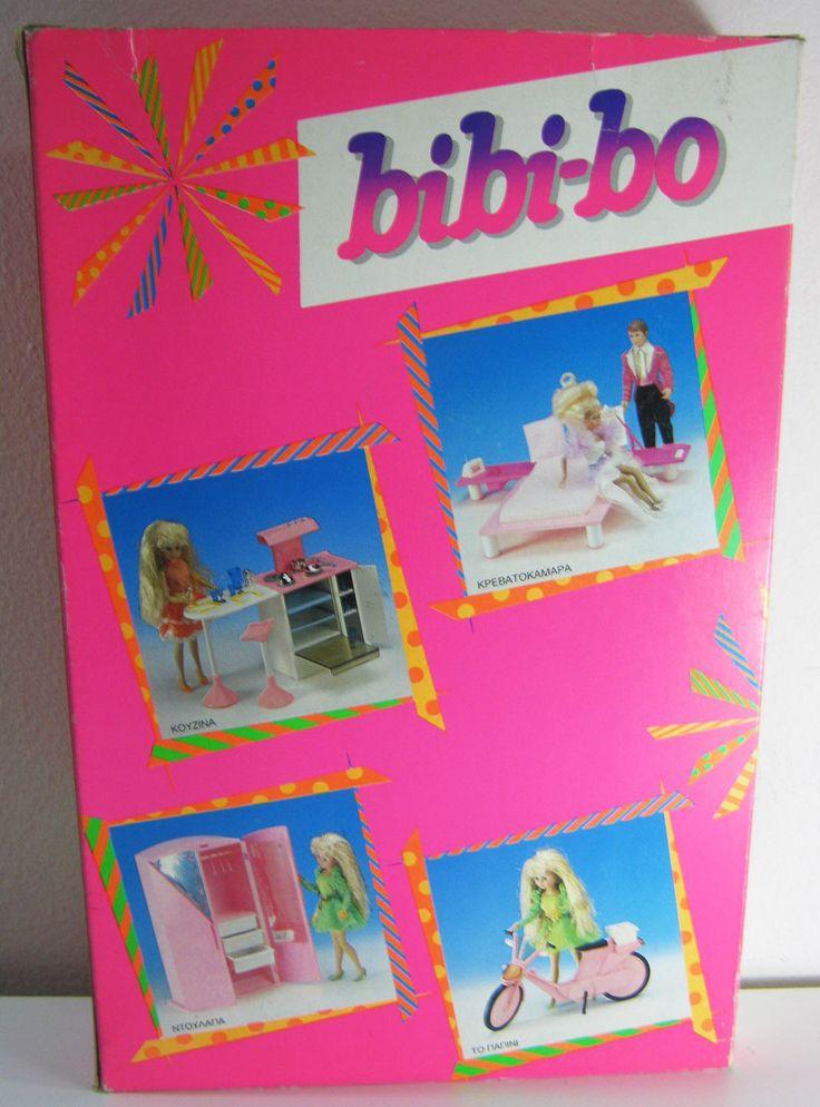 VTG 80s EL GRECO BIBI-BO BIBI BO BIBIBO DOLL SWEET BRAND NEW & UNUSED | eBay