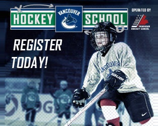 The Official Web Site - Vancouver Canucks