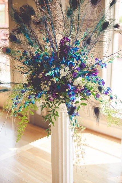 Be Inspired By This Peacock Themed Wedding At NOAHu0027S Of Lincolnshire,  Illinois! Photos Captured