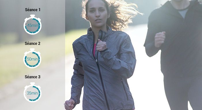 Programme minceur marche sportive : 8 semaines pour perdre du poids