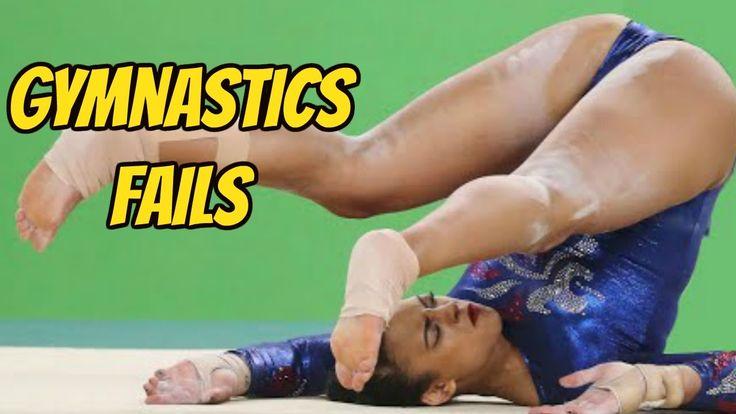 Funniest Gymnastics Fails, 2017 Compilation | AOL.com