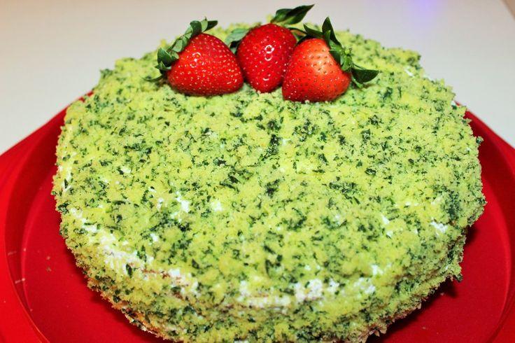 Torta verde agli spinaci