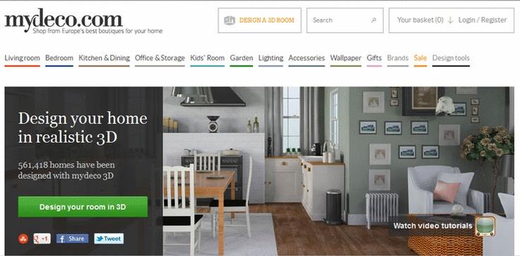 Design a Room Online for Free: 5 Best Softwares