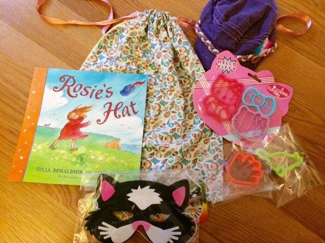 Rosie's Hat Story Sack Bundle by LollyAndCo on Etsy