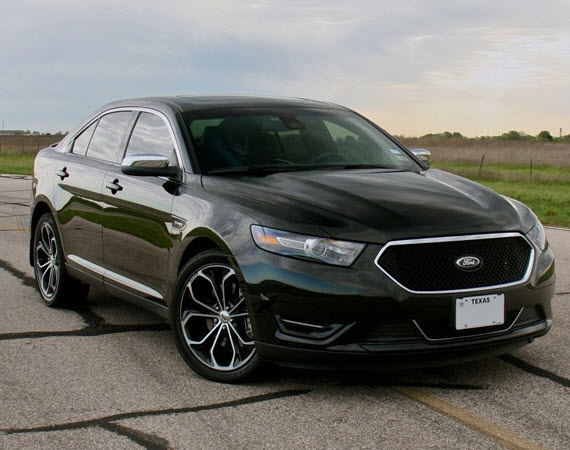 Ford Taurus SHO by Hennessey