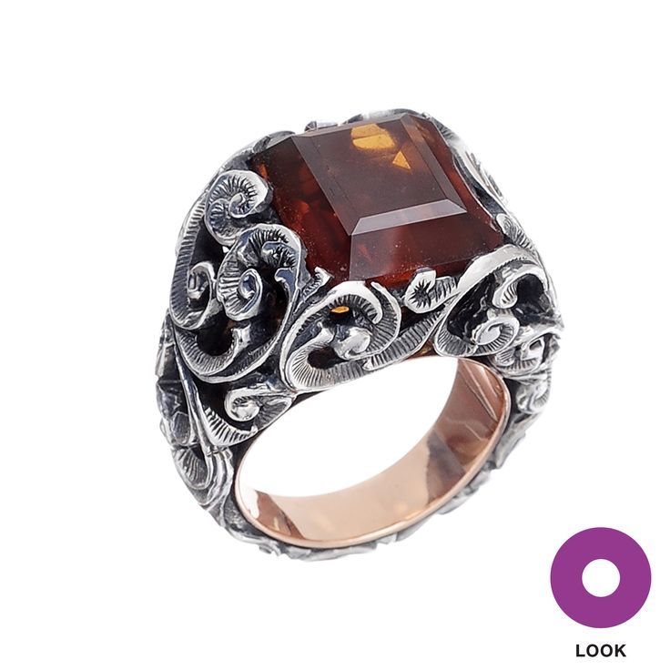 #Filigree ring by Maria & Luisa Jewels - #MariaeLuisaJewels