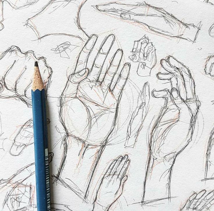 Картинки нарисованные люди от руки