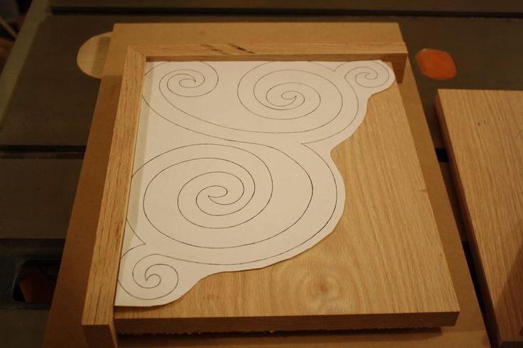 Shelf Bracket Patterns - WoodWorking Projects & Plans