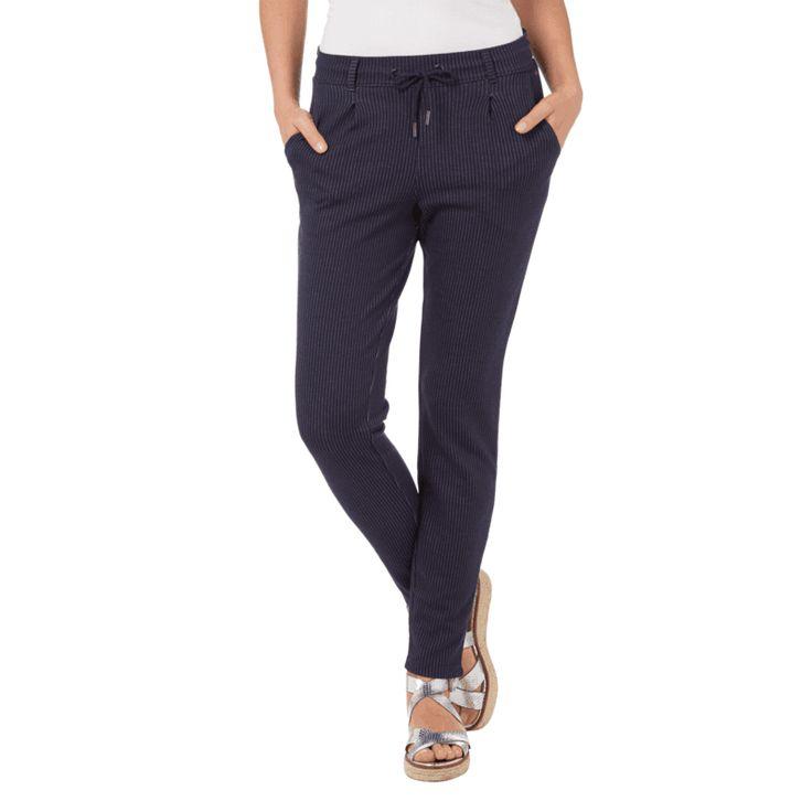   #Tom #Tailor #Denim #Tailored #Jogpants mit #Streifenmuster #für #Damen