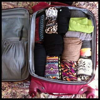 Sea Gypsy: Three weeks in Europe in a carry on bag