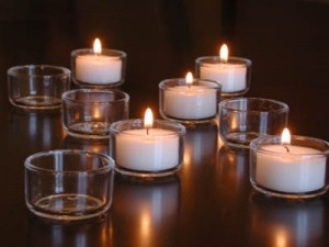 VelasTealight Candles,  Tapered, For, Party, Inspiration For,  Wax Lights, Candlelight, Parties Blog, Candle'S
