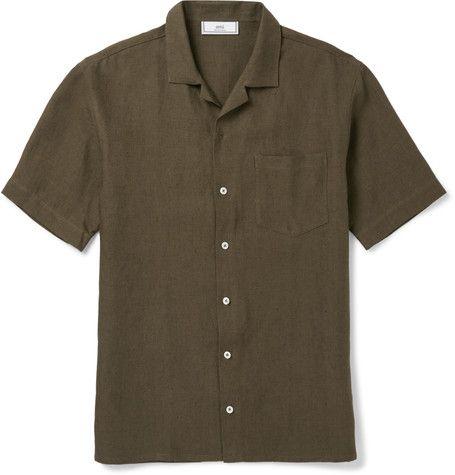 Linen Shirt | MR PORTER