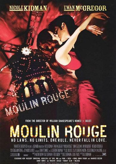 Moulin Rouge! #Australia