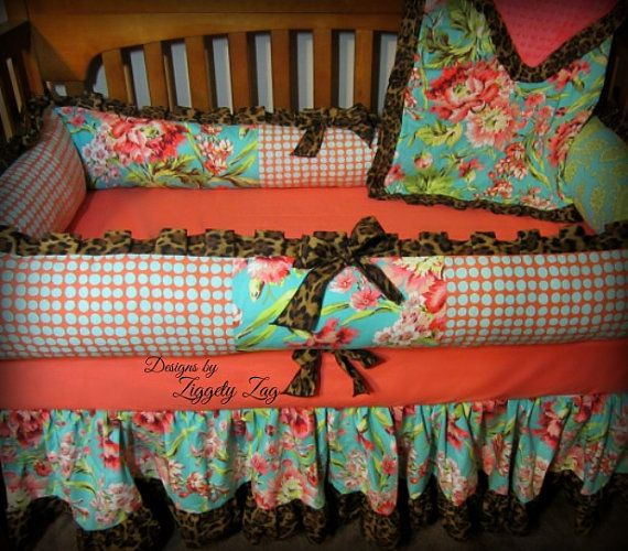 Hey, I found this really awesome Etsy listing at https://www.etsy.com/listing/110506501/baby-crib-bedding-girl-baby-bedding