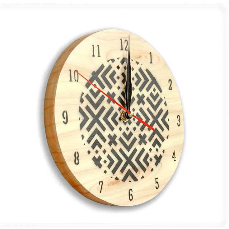 1000 id es sur le th me horloge murale originale sur. Black Bedroom Furniture Sets. Home Design Ideas