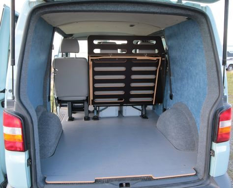 VW transporter Kombi Bed, Amdro alternative campervans