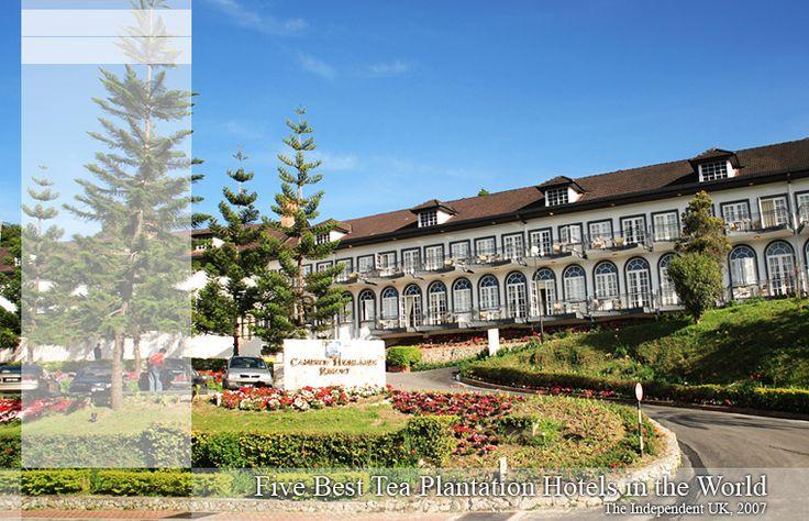 Cameron Highlands Resort, Malaysia – A YTL Luxury Resort