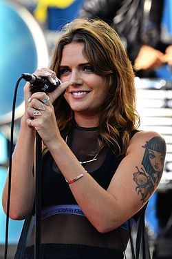 "Tove Lo - New Favorite Artist Check out her album ""Queen of the Clouds"""