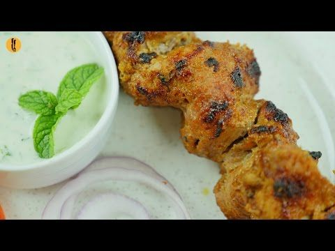 Beef Bihari Kabab Recipe By Food Fusion (Eid Recipe) - YouTube