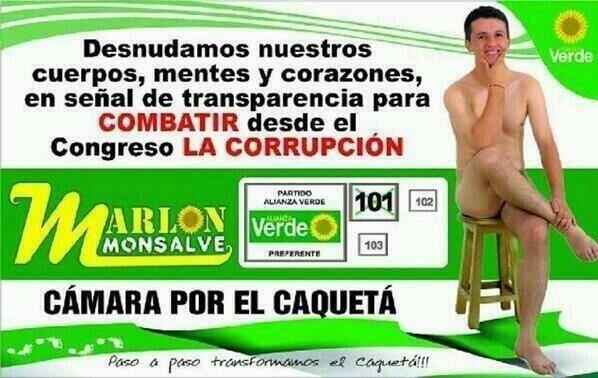 ¿Podríamos hablar de una estrategia creativa? #Propaganda #Colombianadas