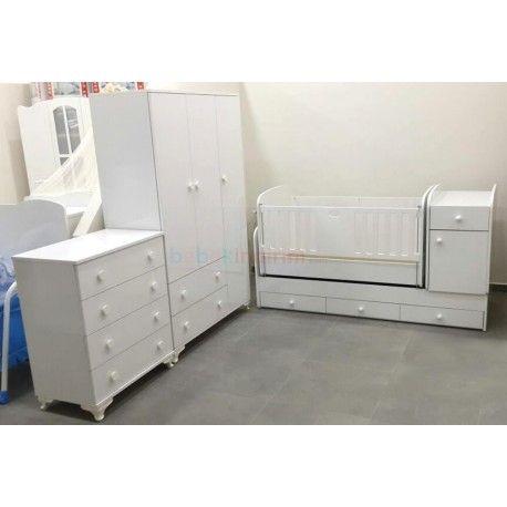 Bamy Özel Üretim Bebek Odası Takımı. Kurulum dahil 1449 TL