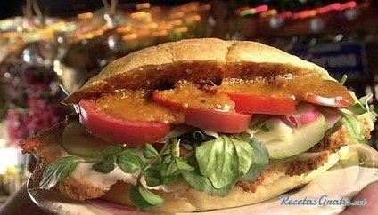 Receta de Pan con chumpe salvadoreño | Recipe