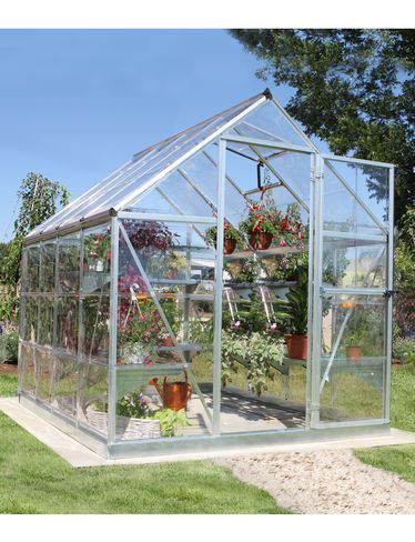 Nature Greenhouse,  6' x 8'