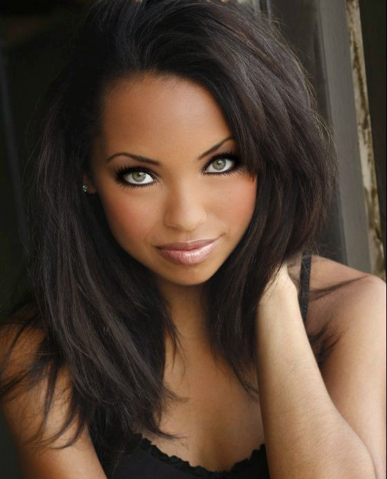 logan browning without makeup - Google Search