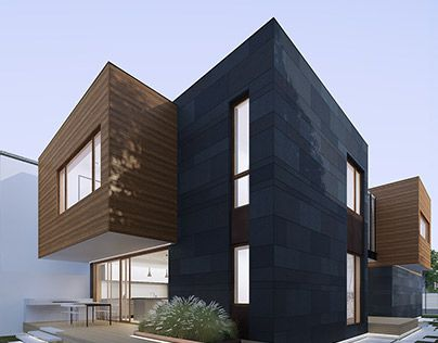 "Check out new work on my @Behance portfolio: ""S House"" http://be.net/gallery/43207425/S-House"