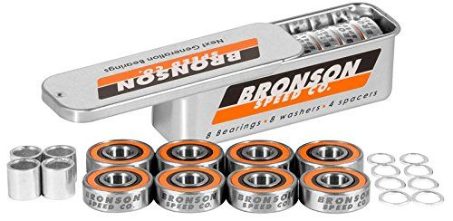 Bronson   Bronson-Speed game skateboard Bearings Pack of 8 No description (Barcode EAN = 3662492373665). http://www.comparestoreprices.co.uk/december-2016-6/bronson  -bronson-speed-game-skateboard-bearings-pack-of-8.asp