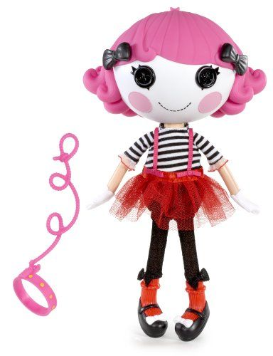 Lalaloopsy Doll Charlotte Charades Lalaloopsy,http://www.amazon.com/dp/B006ILW9WC/ref=cm_sw_r_pi_dp_39dZsb0FNPKVM60D $25.19