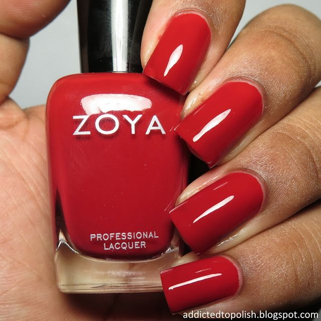Zoya Janel | Addicted to Polish