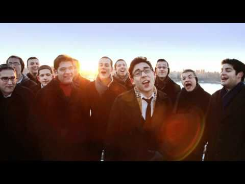 The Maccabeats   Purim Song