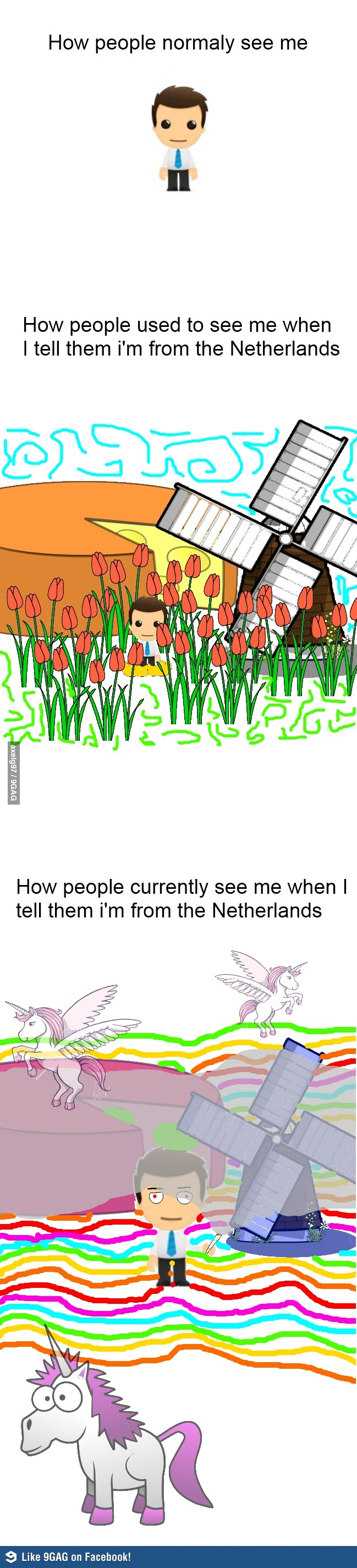 The truth about Dutch people