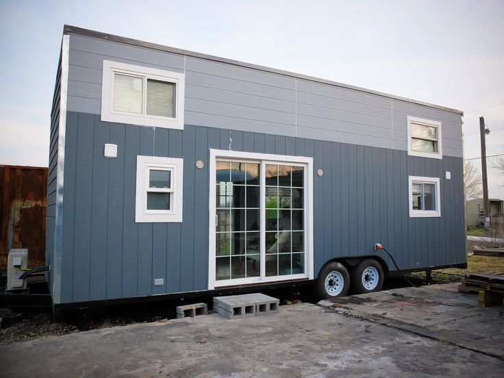 This might be one of the best inexpensive DIY builds we've shown you on Tiny House Talk: Meet Josh and Alisha's Serenity Tiny House on Wheels that cost them only $15,000 to build! This …