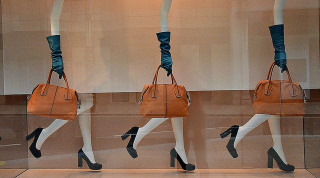 Visual Merchandising is a Tough Yet Fun Job | Creativity Window