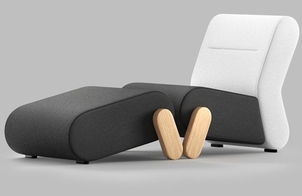 BASE easychair - project 2013 by Redo Design Studio