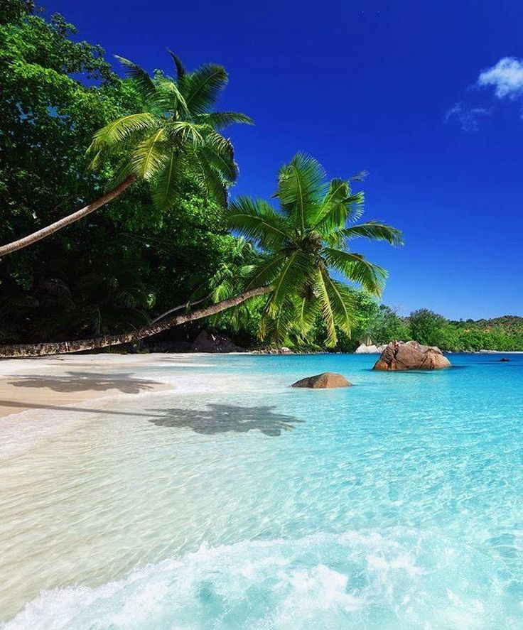 Anse Lazio, Praslin - Seychelles