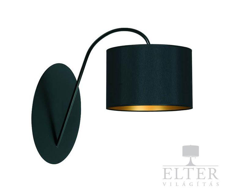 Lámpatípusok - Beltéri világítás - Fali lámpa - Nowodvorski Alice Gold falikar