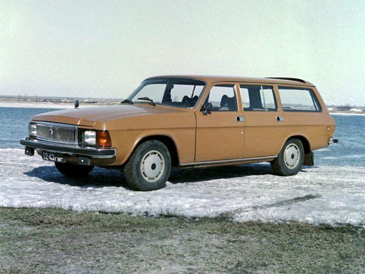 1982 Volga 3102-2.  ГАЗ-31022 #Волга