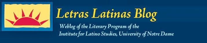 Letras Latinas, the literary program of the Institute for Latino Studies, seeks to enhance the visibility, appreciation&study of Latino literature both on&off the campus of the University of Notre Dame. They are interested in projects that identify&support emerging Latino/a writers. Letras Latinas actively seeks collaboration w/individuals&organizations to carry out its mission. Letras Latinas is under the direction of Francisco Aragón. #latinolit #latinosinpublishing #lip