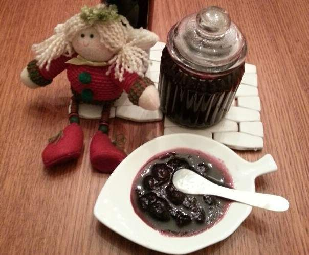 Recipe Cabernet Cranberry and Blueberry Sauce by Bella Toota - Recipe of category Sauces, dips & spreads